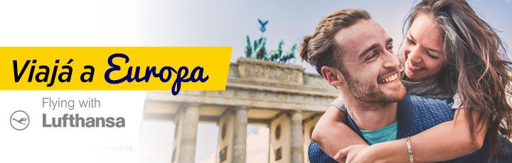 Europa con Lufthansa