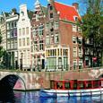 Vacaciones en Ámsterdam
