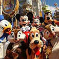 Vacaciones en Disney World