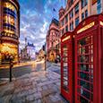 Paquetes a Londres