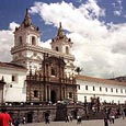 Paquetes a Ecuador