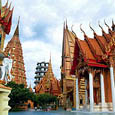 Paquetes a Tailandia