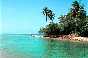 Ilha de Boipeba, Brasil