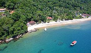 Ilha Grande, Brasil