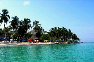 Isla de Barú, Colombia