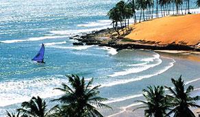 Península de Maraú, Brasil